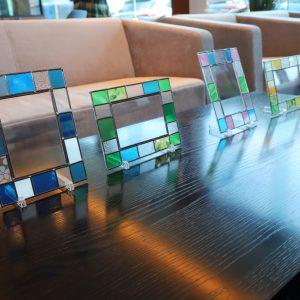 グラスアート体験教室